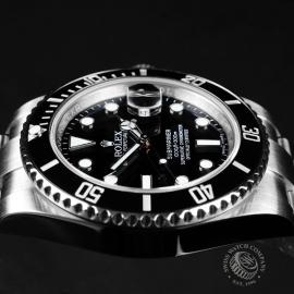 RO21778S Rolex Submariner Date Ceramic Close6