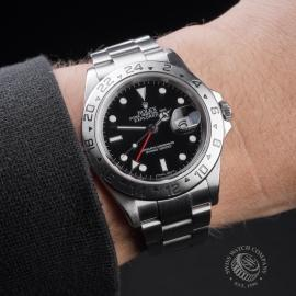 RO21586S Rolex Explorer II Wrist