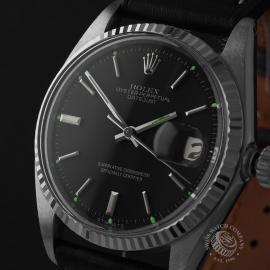 RO1917P Rolex Vintage Datejust 36 Close1