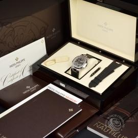 PT21241S Patek Philippe Nautilus 18ct White Gold Box