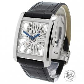 Cartier Tank MC Skeleton Palladium