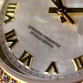 21460S Rolex Datejust Close8 1
