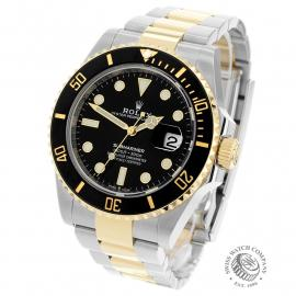 Rolex Submariner Date Unworn