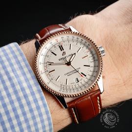 BR22232S Breitling Navitimer 1 38 Wrist