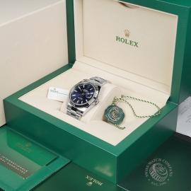 RO22477S Rolex Datejust 41 Unworn Box