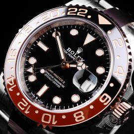 RO22299S Rolex GMT-Master II Unworn Close3