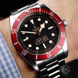TU22224S Tudor Heritage Black Bay Red Unworn Wrist
