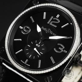 14494S Bell & Ross BR-S Black Ceramic Close3