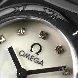 18013S Omega Ladies Constellation My Choice Mini Quartz Close6