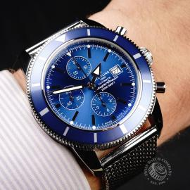 BR21864S Breitling Superocean Heritage 46 Chronograph Wrist