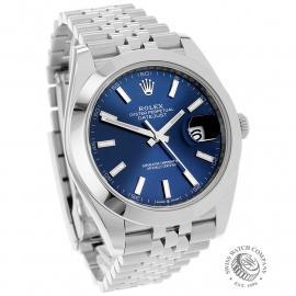 RO22342S Rolex Datejust 41 Unworn Dial 1
