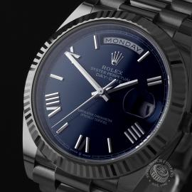 RO22142S Rolex Day-Date 40 White Gold Unworn Close1
