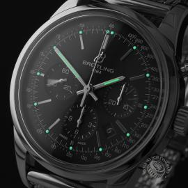 BR22078S Breitling Transocean Chronograph Close1