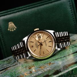 RO22102S Rolex Datejust 36 Close10