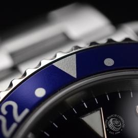 RO20324S Rolex GMT Master II - Stick Dial Close13