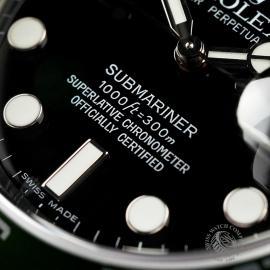 RO22411S Rolex Submariner Date 50th Anniv Close 4 1