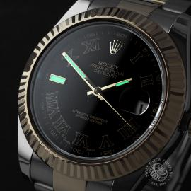 RO22735S Rolex Datejust II Close2