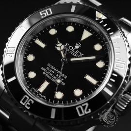 RO21285S Rolex Submariner Non Date Close2 1