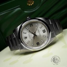 RO21432S Rolex Air King Close10