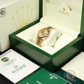RO21949S Rolex Datejust 18ct Mid-Size Box 1