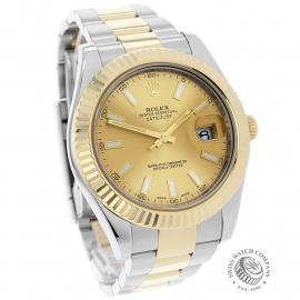 RO1933P Rolex Datejust II Dial