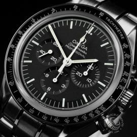 OM22339S Omega Speedmaster Pofessional Moonwatch Unworn Close2