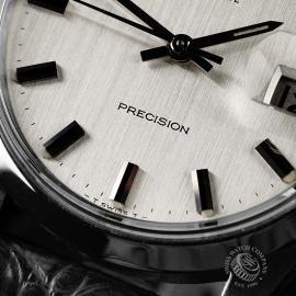 RO747F Rolex Oysterdate Precision Close 4 1