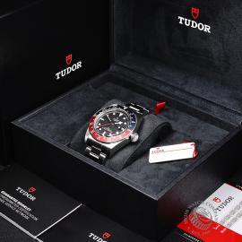 TU21766S Tudor Black Bay GMT Pepsi Bezel Box