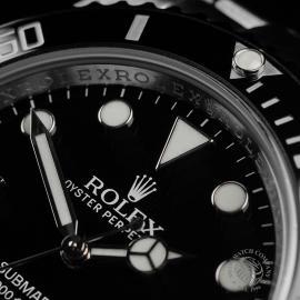 RO22372S Rolex Submariner Non-Date Close3