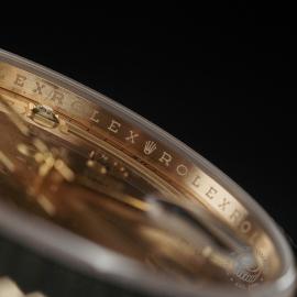 RO22541S Rolex Day-Date II 18ct Close5