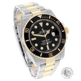 RO21921S Rolex Submariner Date Dial