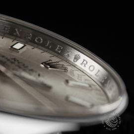 RO22258S Rolex Air King Close 5