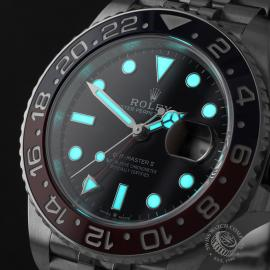 RO21783S Rolex GMT Master II BLRO Close1
