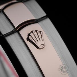 RO22560S Rolex Ladies Datejust Midsize Close9