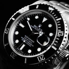 RO21778S Rolex Submariner Date Ceramic Close2