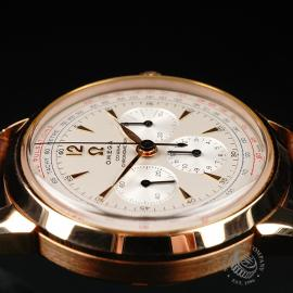 OM22198S Omega  Museum Collection No.8 'Racend Timer' Close6