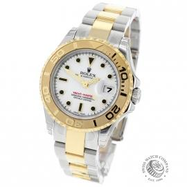 RO21695S Rolex Ladies Yacht-Master Back
