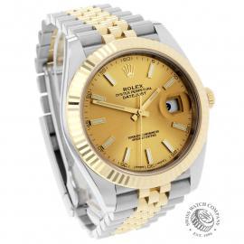 RO22160S Rolex Datejust 41 Dial