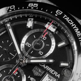 TA22562S Tag Heuer Carrera Calibre HEUER 01 Chronograph Close3