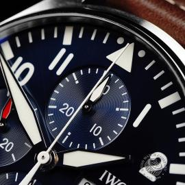 IW22045S IWC Pilots Chronograph 'Le Petit Prince' Edition Close3 1