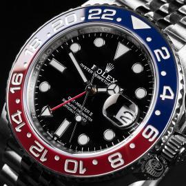 RO21783S Rolex GMT Master II BLRO Close2