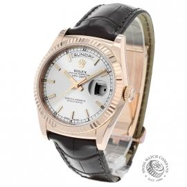 Rolex Day Date 18ct Rose Gold