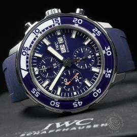 IW22475S IWC Aquatimer Chrono Close 8