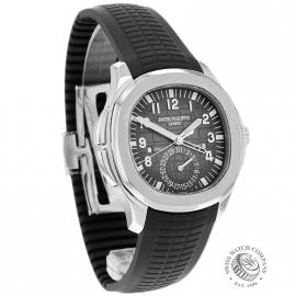 PA20615S Patek Philippe Aquanaut Travel Time Dial 1