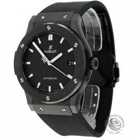 Hublot Classic Fusion Black Magic