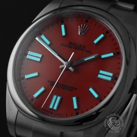 RO22709S Rolex Oyster Perpetual 41 Close1