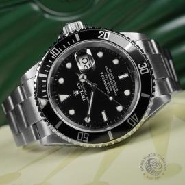 RO22672S Rolex Submariner Date Close10