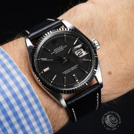 RO1917P Rolex Vintage Datejust 36 Wrist
