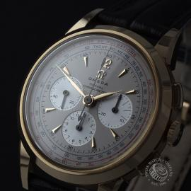 OM22198S Omega  Museum Collection No.8 'Racend Timer' Close1