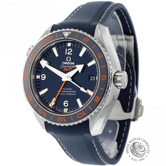 Omega Seamaster Planet Ocean 600M GoodPlanet GMT Watch - 232.32 ... d7393246e5